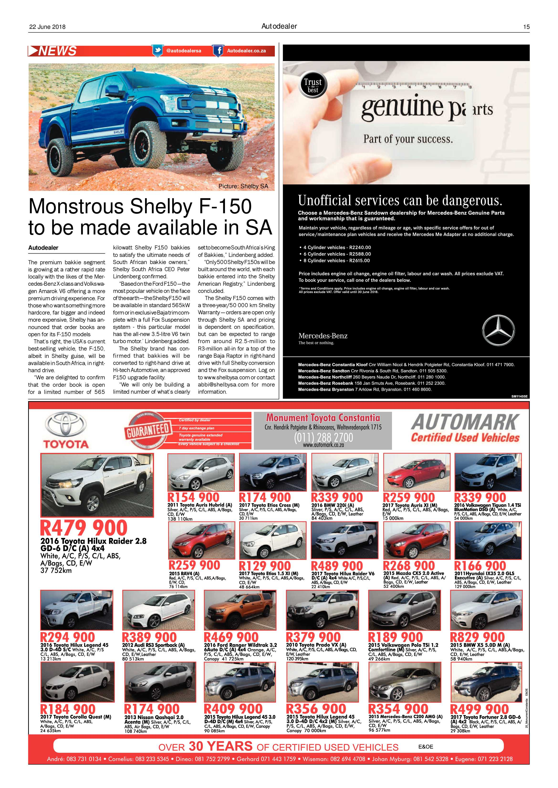 Randfontein Herald 22 June 2018