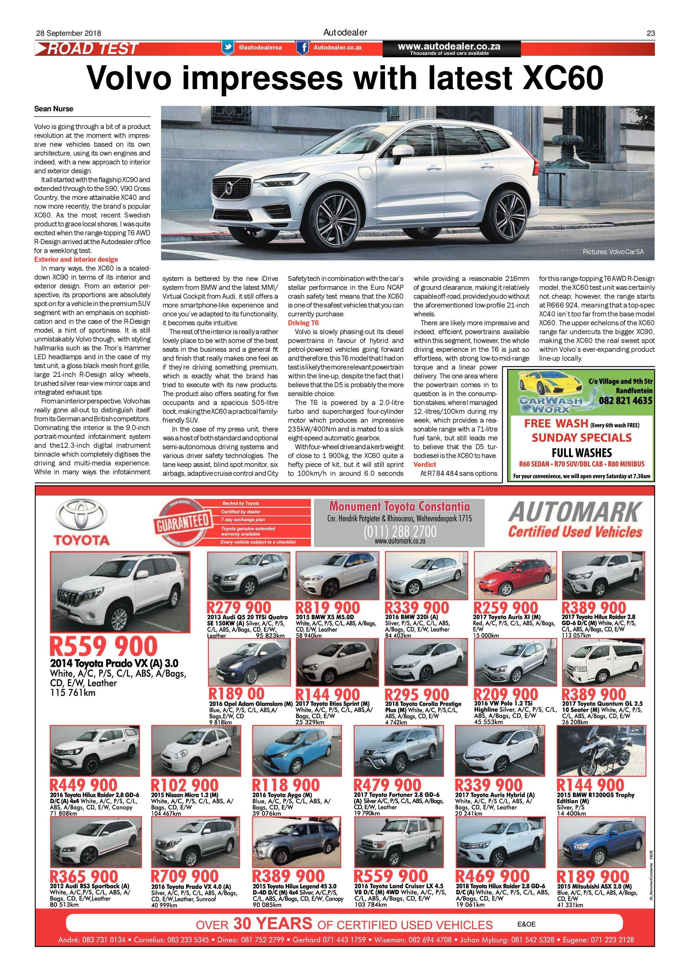 Randfontein Herald 28 September 2018